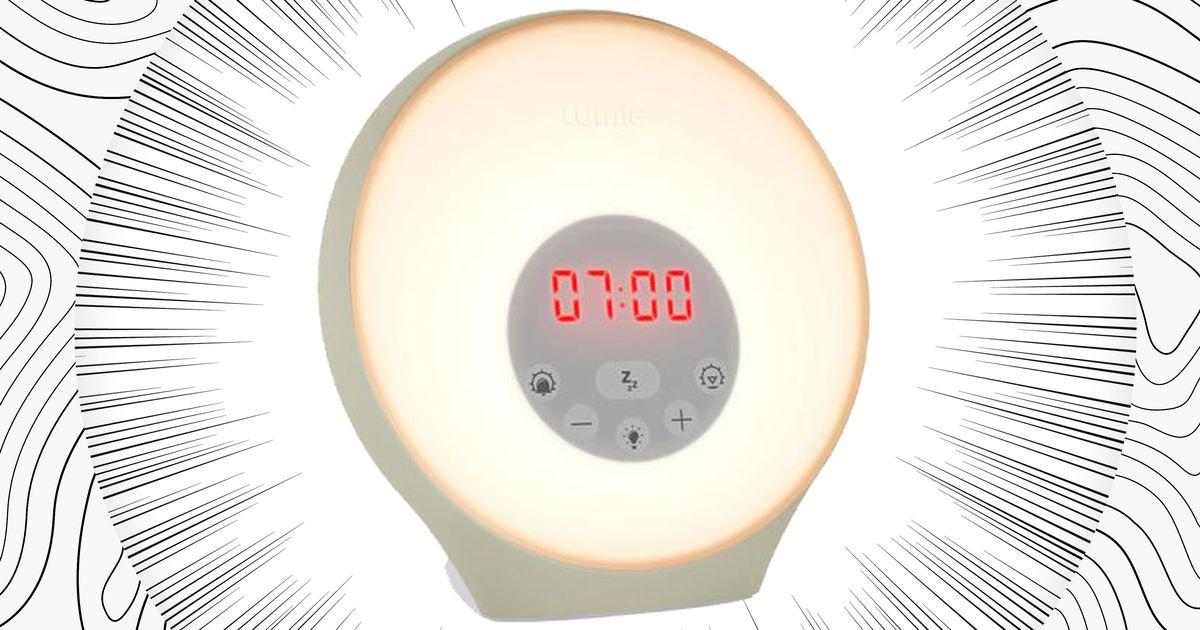 I Won't Shut Up About My Sunrise Alarm Clock