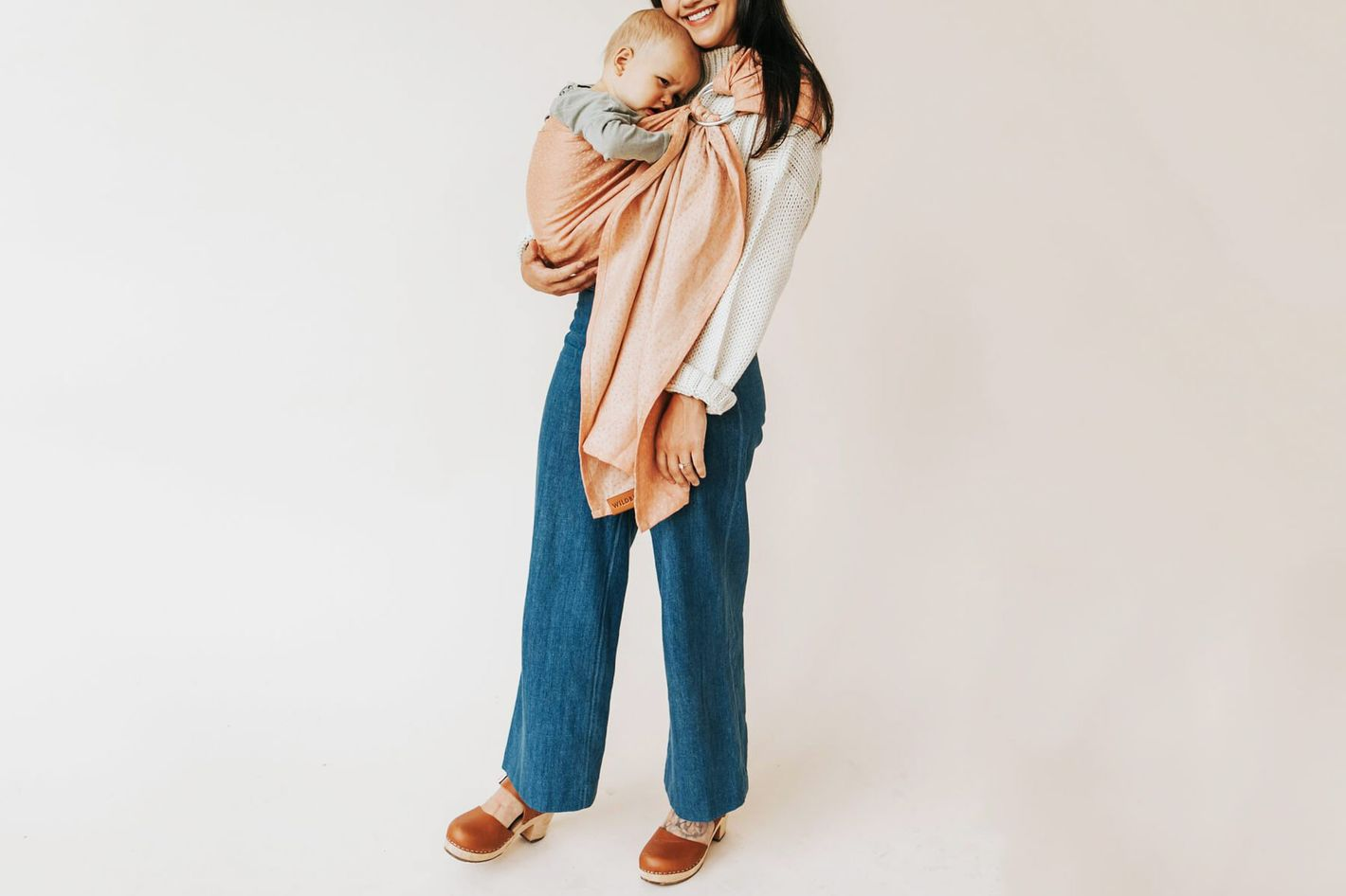 WildBird Chambray Ring Sling