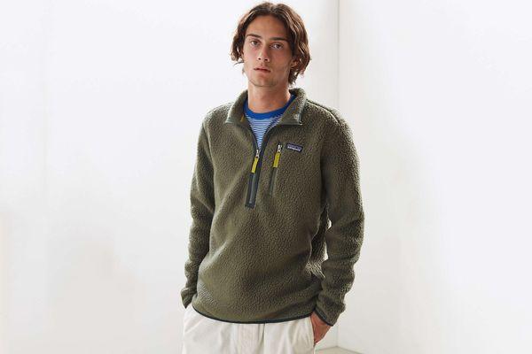 Patagonia Retro Pile Pullover Sweatshirt