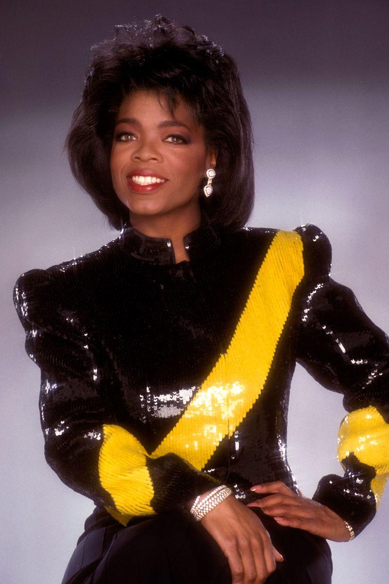 Oprah Winfrey - Mario Casilli '80s - The Cut