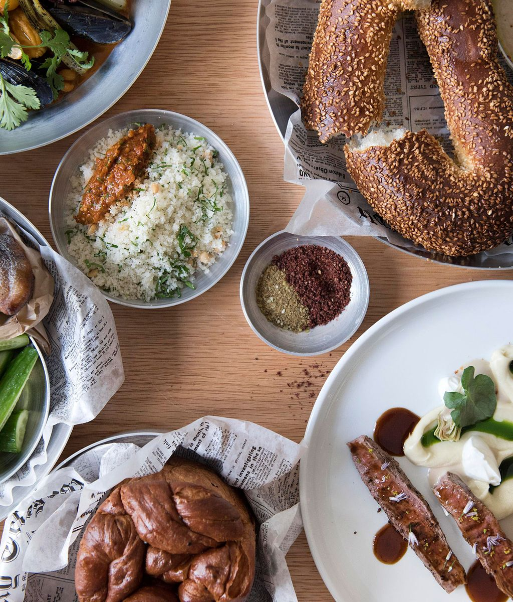 israeli food is complex contentious and on the rise in nyc