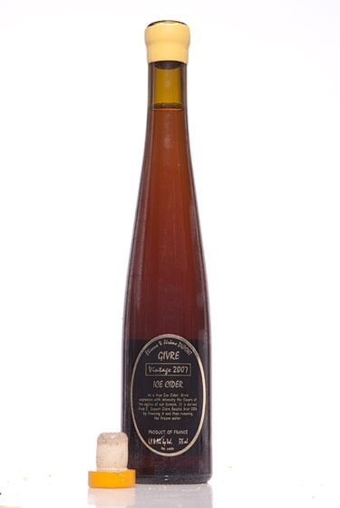 "Domaine Familial Louis Dupont (France)<br>$24.95 for 12.7 oz. <br><strong>Type:</strong> Ice Cider<br><strong>Tasting notes:</strong> ""It has that apple-cider taste, so it definitely falls to cider lovers, but it's great for the summer."" <br>—Hilton Ariel Ruiz, co-owner, New Beer Distributors<br> <br>"