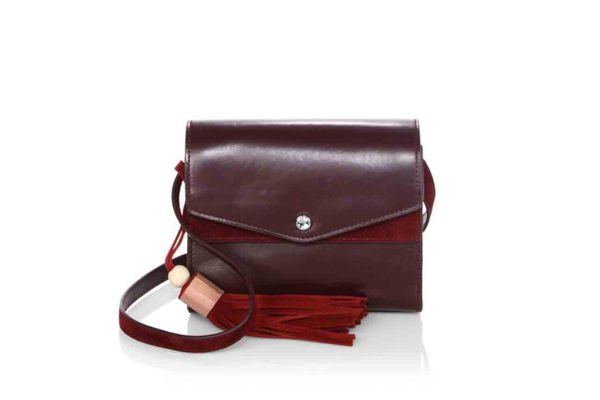 Elizabeth and James Eloise Leather Field Bag