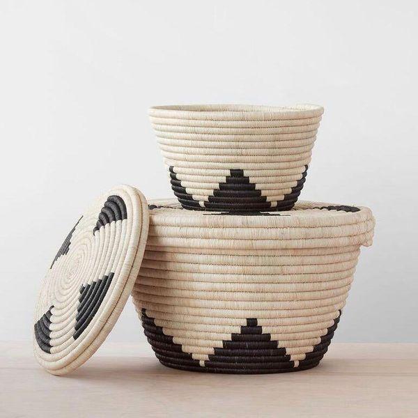 Zama Basket, Small