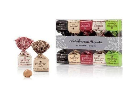 Antica Torroneria Piemontese Sweet Chocolate Truffles
