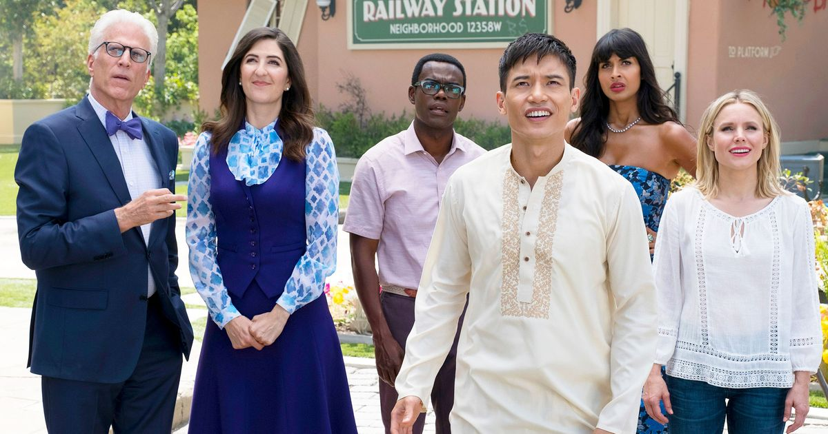 The Good Place Has TV's Best Ensemble