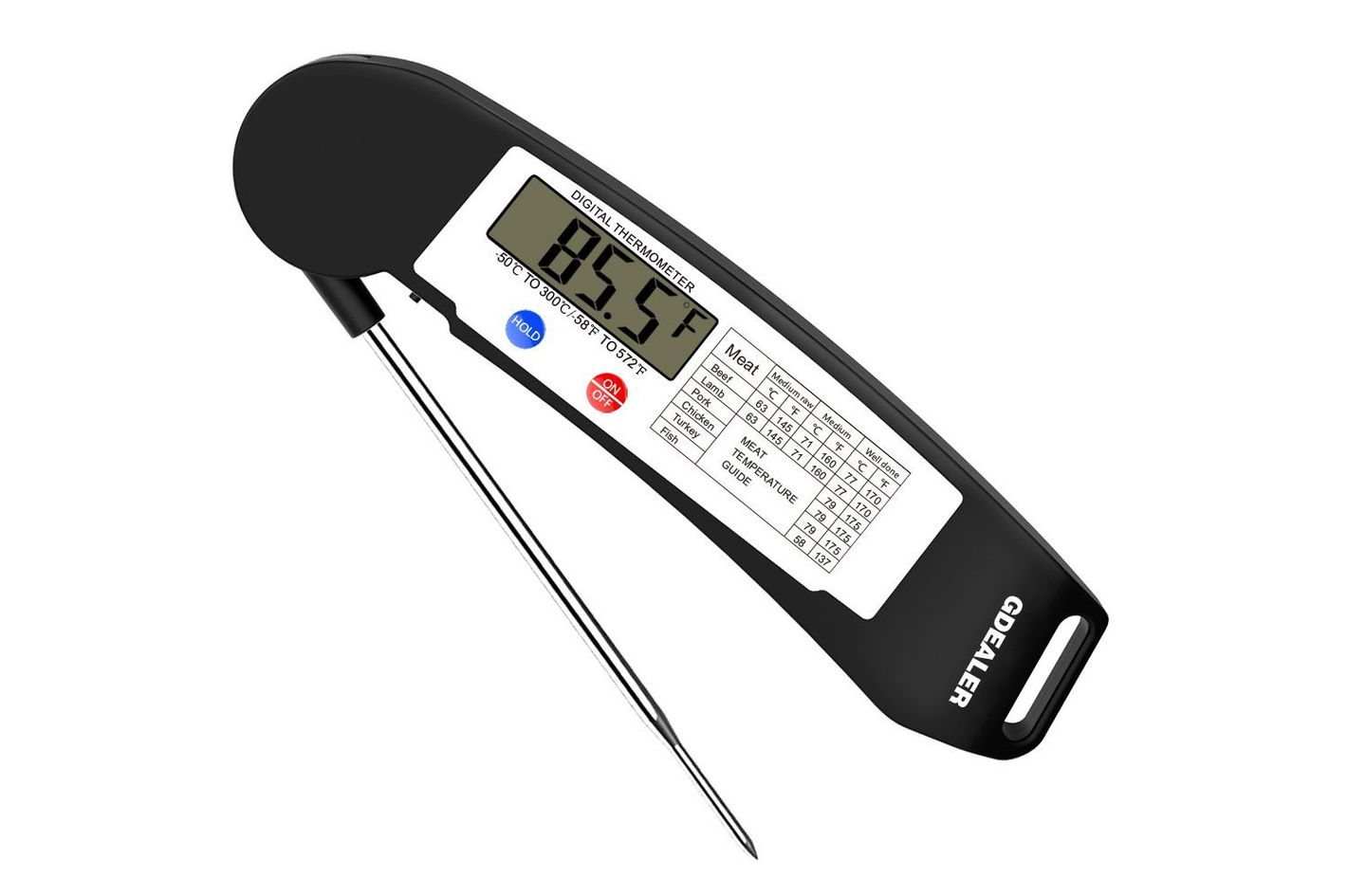 GDEALER Instant Read Thermometer