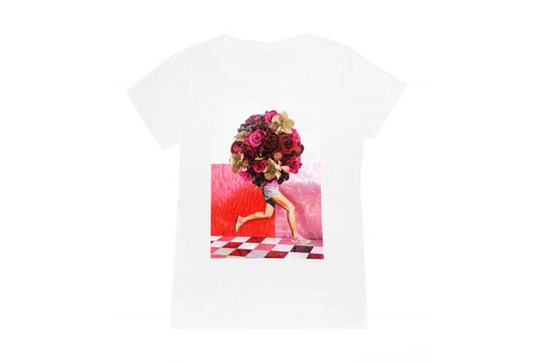 Laurie Simmons and Planned Parenthood Tee