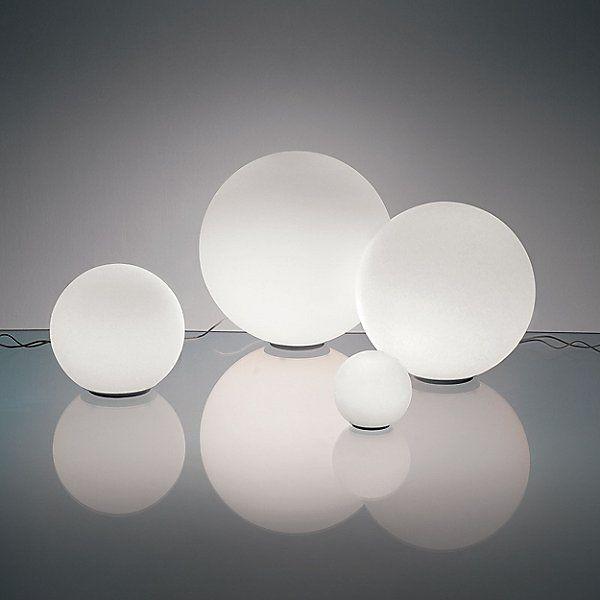 Artemide Dioscuri Table/Floor Lamp