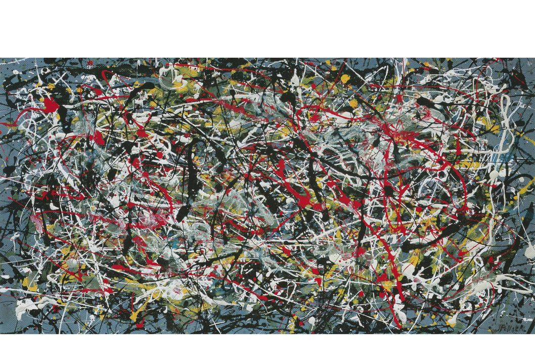 jackson pollock interview Blue poles was a painting that took time and plotting to 'come through' as lee krasner pollock pointed out in an interview with barbara rose published in 1980: a painting like blue poles he re-entered many many times, and just kept saying, 'this won't come through.