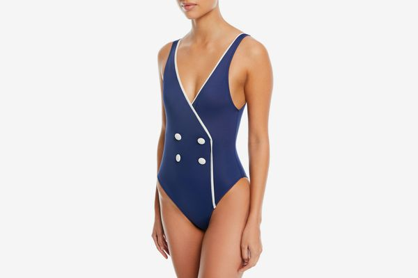 Solid & Striped the Juliette One-Piece Swimsuit