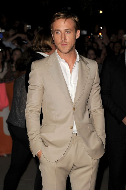 7 Men Who Will Renew Your Faith in Tan Suits -- The Cut