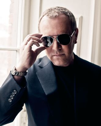 052e8fbe3cc1 Michael Kors on Style, Guilty Pleasures, and Fighting World Hunger