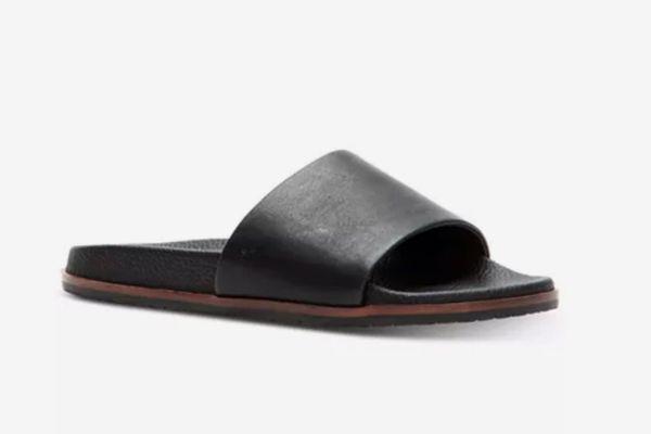 Frye Evan Slide Sandals