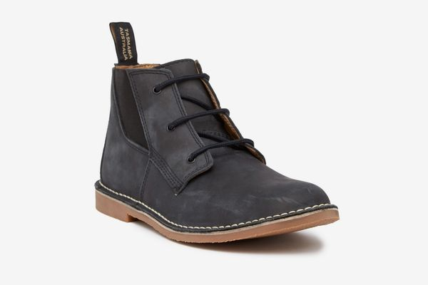 Blundstone Footwear Stitched Lace-Up Men's Boot