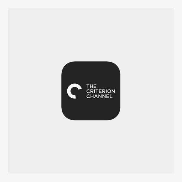 The Criterion Channel, Monthly Subscription