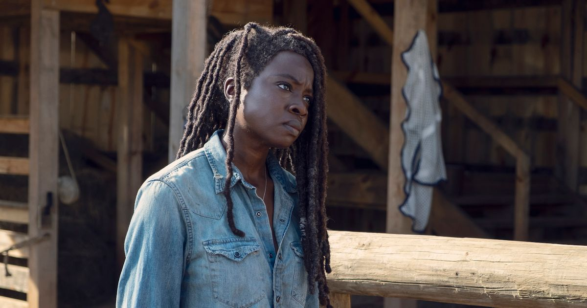 Danai Gurira Confirms Walking Dead Season Ten to Be Her Last
