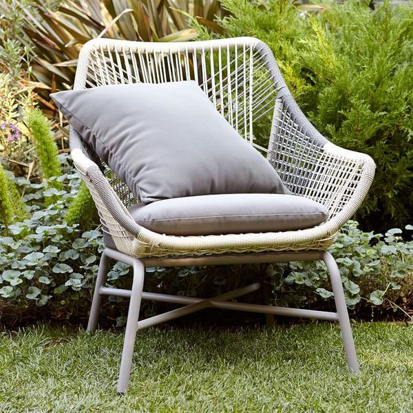 West Elm Huron Small Lounge Chair