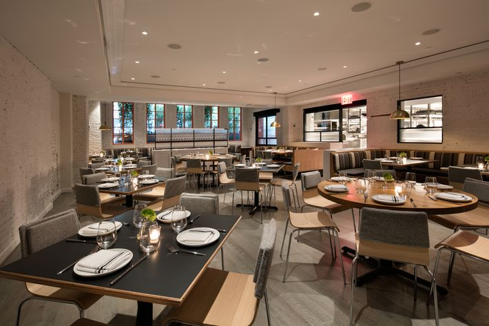 Former ABC Kitchen Chef Dan Kluger Opens Loring Place