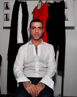 Antonio Berardi.