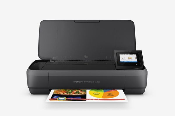 HP OfficeJet 250 All-in-One Portable Printer