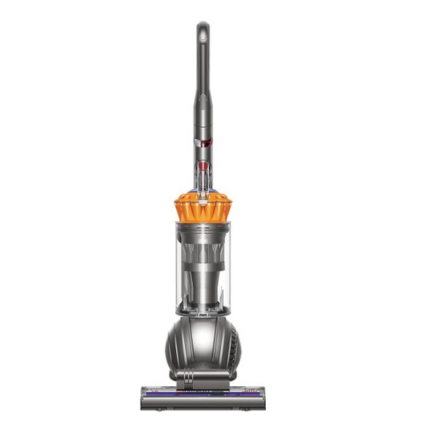 Dyson Ball Multi-Floor Upright Vacuum (Iron/Yellow)