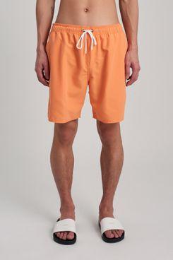Saturdays Timothy Swim Short, Peach