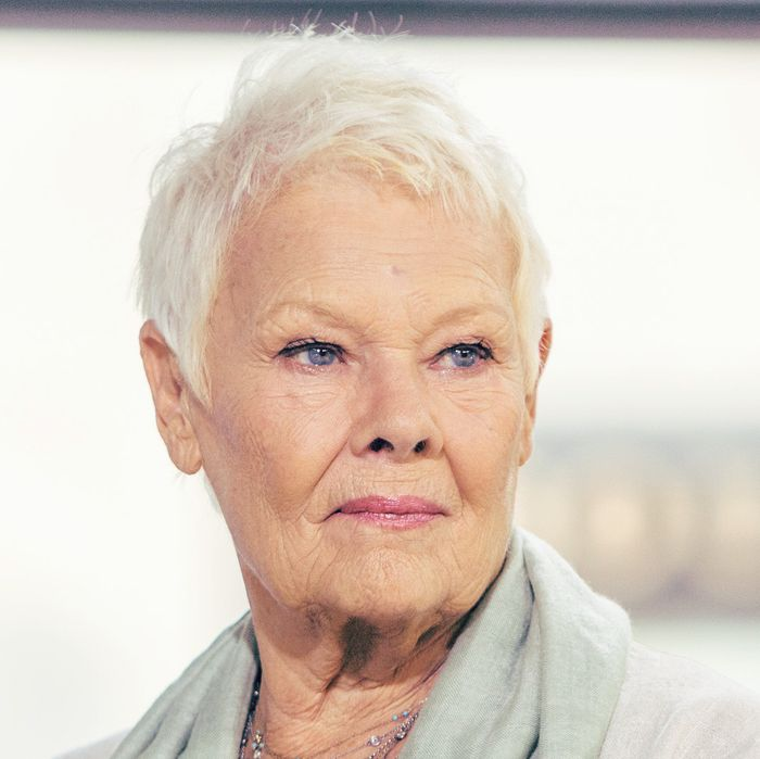 Even Dame Judi Dench Worries About Getting Jobs
