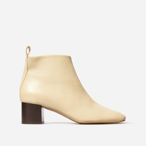 Everlane Day Boot, Ecru