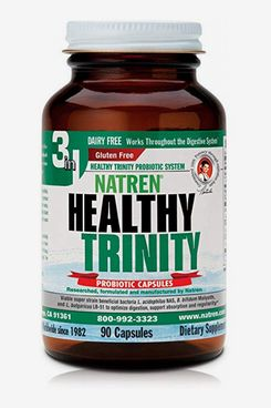 Natren Healthy Trinity Probiotics