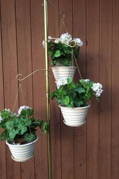 Vintage Plant Pole