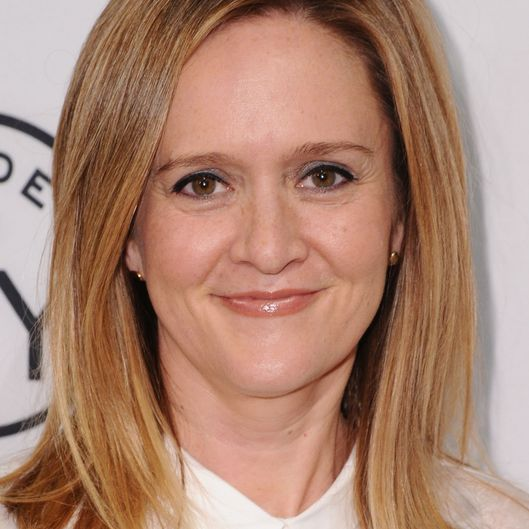"BROOKLYN, NY - NOVEMBER 10:  Samantha Bee attends ""Made In NY"" Awards Ceremony at Weylin B. Seymour's on November 10, 2014 in Brooklyn, New York.  (Photo by Ilya S. Savenok/Getty Images)"