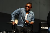 LOS ANGELES, CA - APRIL 10:  Ray J speaks at Reality Rocks Expo - Day 2 at the Los Angeles Convetion Center on April 10, 2011 in Los Angeles, California.  (Photo by Michael Buckner/Getty Images for Reality Rocks) *** Local Caption *** Ray J