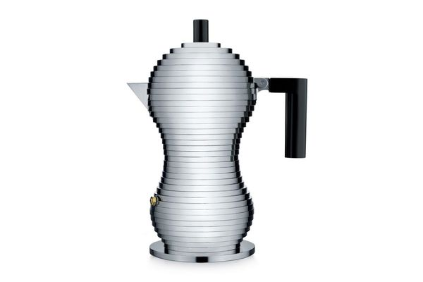 Alessi Pulcina Stove Top Espresso Coffee Maker