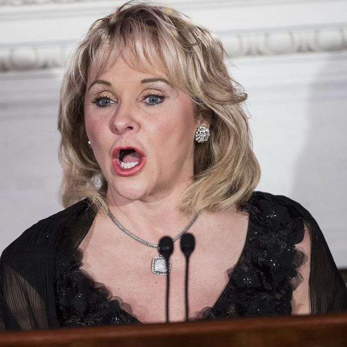 Oklahoma governor Mary Fallin.