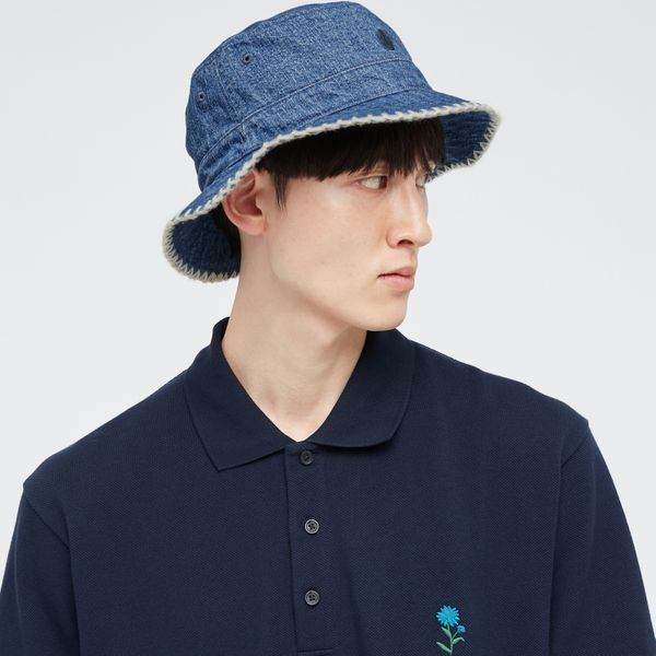 Men Washed Cotton Hat (JW Anderson)