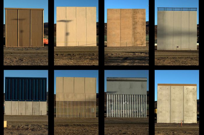 nymag.com - David Freedlander - The People Who Tried to Crowdfund the Wall Are Now Trying to Build It Themselves