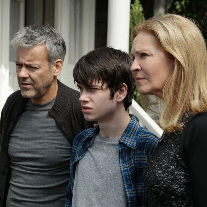 ALISON PILL, RUPERT GRAVES, LIAM JAMES, JOAN ALLEN