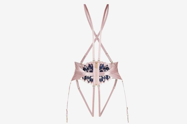 Bordelle Panelled Harness