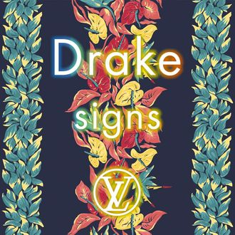 Drake's 'Signs' and Louis Vuitton: A Match Made in Heaven?