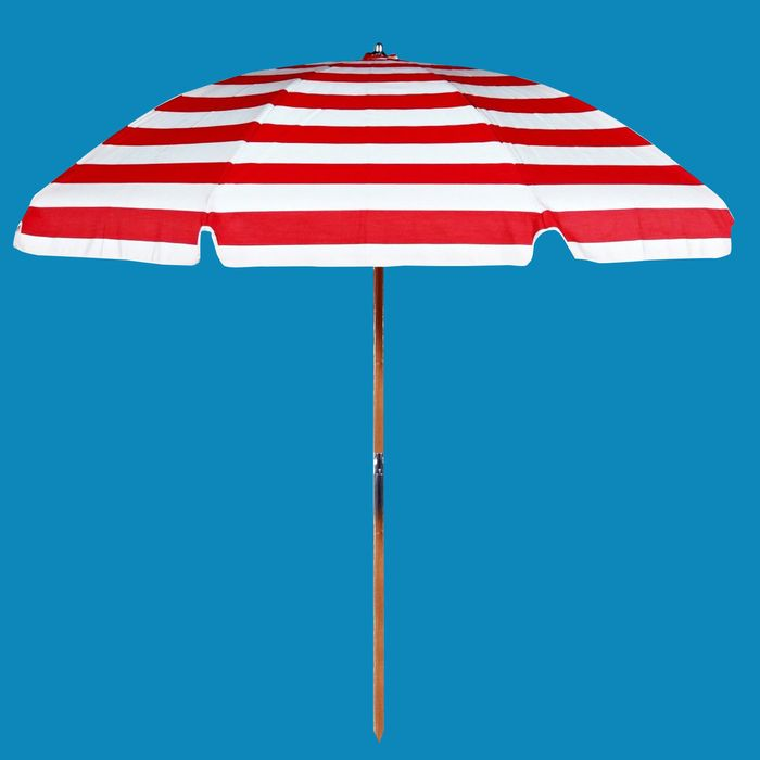 Image of: Beach Umbrella To The Problem With Most Beach Umbrellas Is That They Donu0027t Last You Might Remember To Buy One For Say 30 As You Pass Boardwalk Store On Your Way The Best Beach Umbrella Is World War Iiu2013era