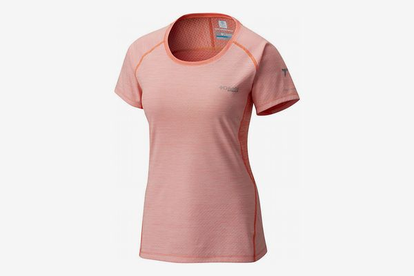 Columbia Solar Ice Short Sleeve Shirt