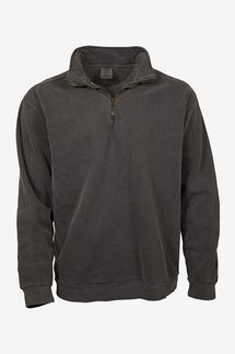 Comfort Colors Men's Adult 1/4 Zip Sweatshirt