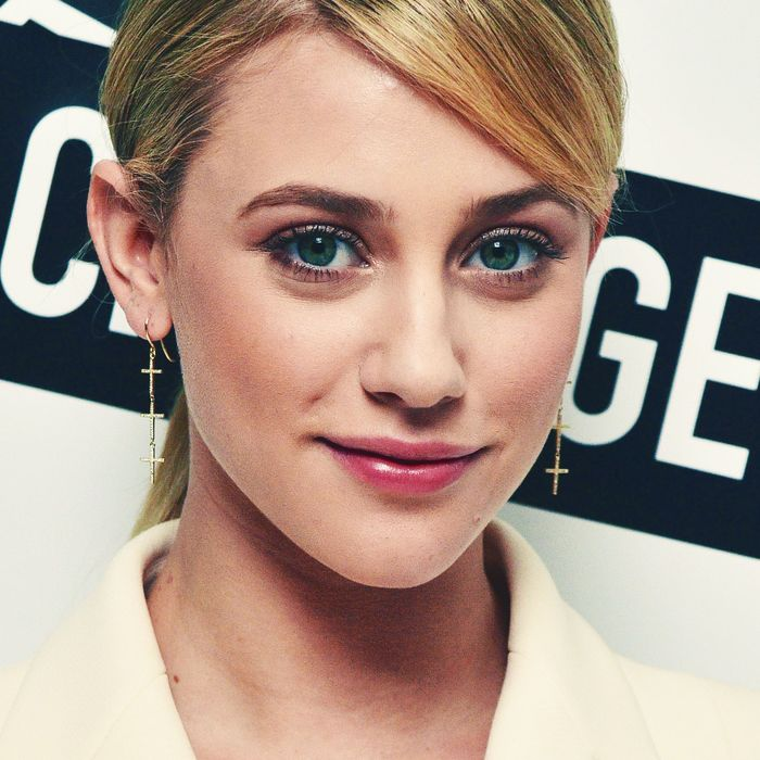 "Lili Reinhart at ""Backstage"" Dior"
