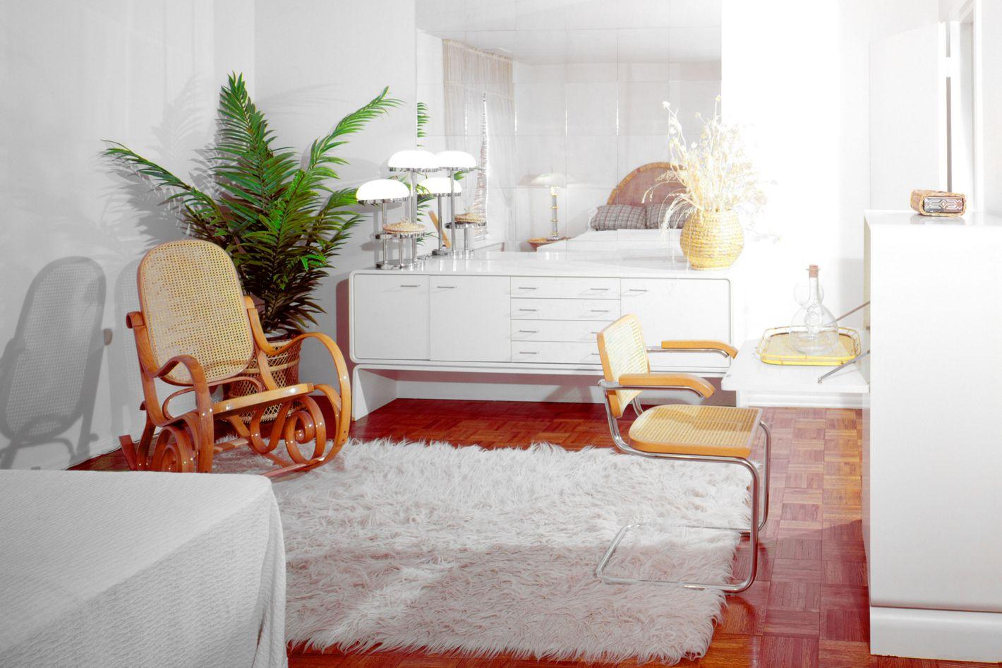 The Best Boho Mid-Century Minimalist Furniture