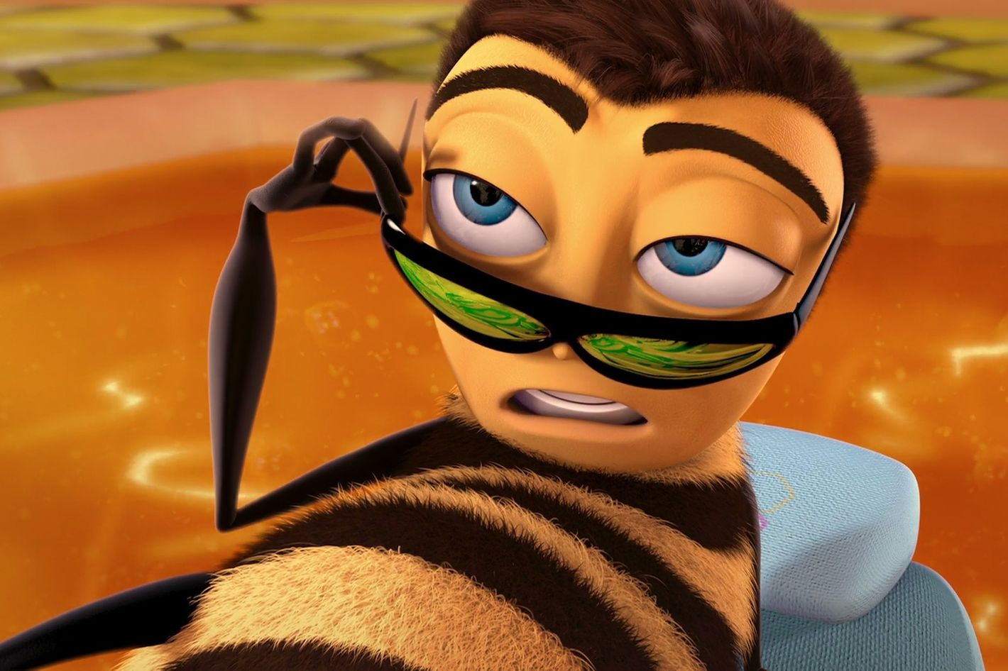 Image result for the bee movie