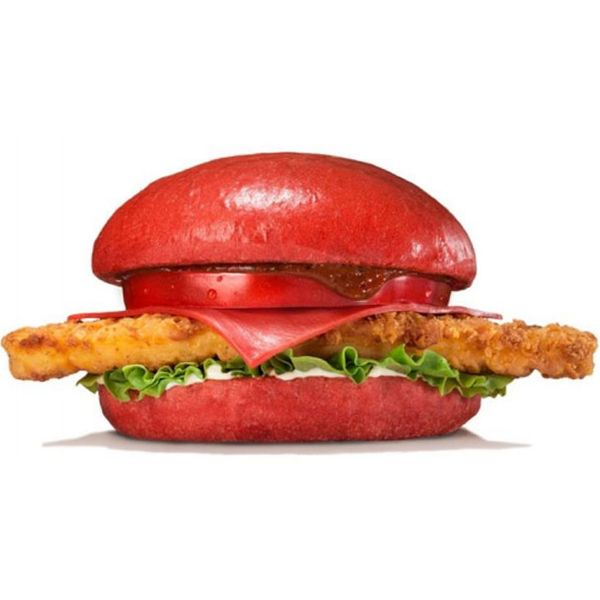Now Burger King Japan Is Selling Bright-Red Burgers