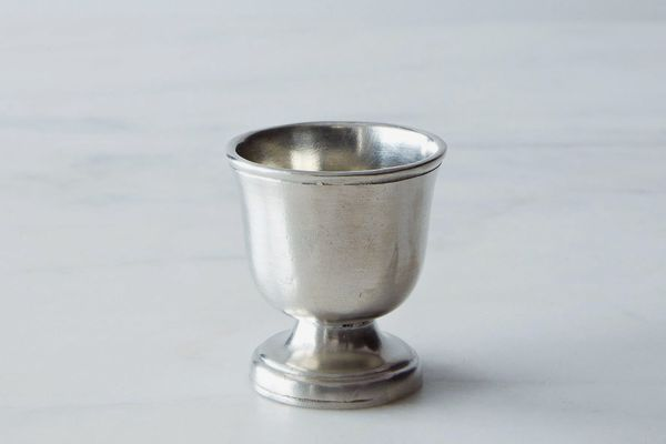 Match Pewter Egg Cup