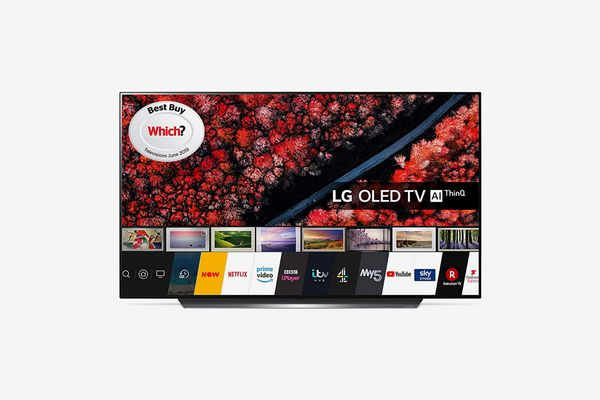 LG 55-inch OLED55B9PLA Smart TV