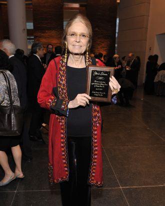 Gloria Steinem==Brooklyn Museum's Annual Gala